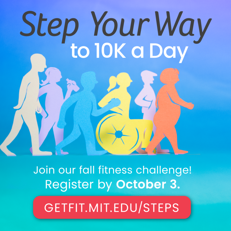 Step Your Way Registration Kick-Off